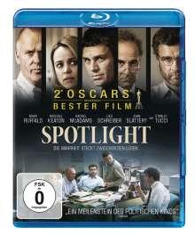 Spotlight (Blu-ray), Blu-ray Disc