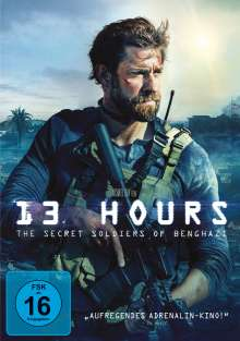 13 Hours - The Secret Soldiers of Benghazi, DVD
