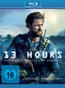 13 Hours - The Secret Soldiers of Benghazi (Blu-ray), Blu-ray Disc