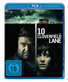 10 Cloverfield Lane (Blu-ray), Blu-ray Disc