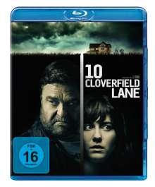 10 Cloverfield Lane (Blu-ray), Blu-ray Disc