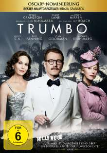 Trumbo, DVD