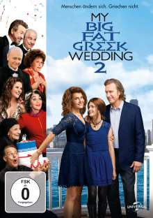 My Big Fat Greek Wedding 2, DVD