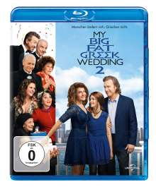 My Big Fat Greek Wedding 2 (Blu-ray), Blu-ray Disc