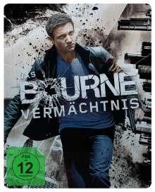 Das Bourne Vermächtnis (Blu-ray im Steelbook), Blu-ray Disc