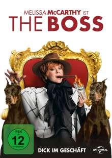 The Boss, DVD