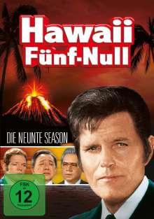 Hawaii Five-O Season 9, 6 DVDs
