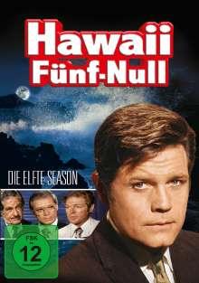 Hawaii Five-O Season 11, 6 DVDs