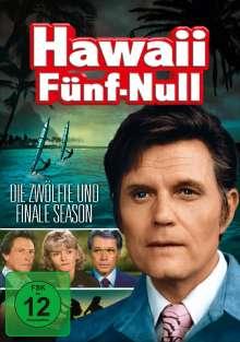 Hawaii Five-O Season 12 (finale Staffel), 6 DVDs