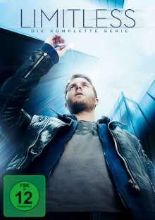 Limitless (Komplette Serie), 6 DVDs
