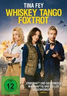 Whiskey Tango Foxtrot, DVD