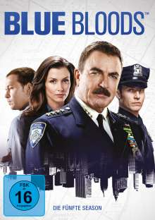Blue Bloods Staffel 5, 6 DVDs
