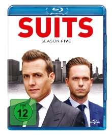 Suits Season 5 (Blu-ray), 4 Blu-ray Discs