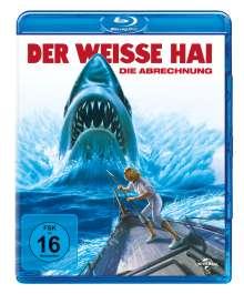 Der weiße Hai 4 - Die Abrechnung (Blu-ray), Blu-ray Disc