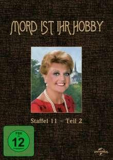 Mord ist ihr Hobby Staffel 11 Box 2, 3 DVDs
