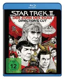Star Trek II: Der Zorn des Khan (Director's Cut) (Blu-ray), Blu-ray Disc