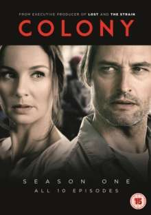 Colony Season 1 (UK Import), 3 DVDs