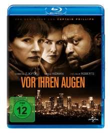Vor ihren Augen (Blu-ray), Blu-ray Disc