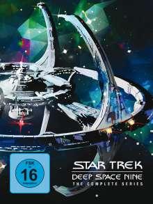 Star Trek: Deep Space Nine (Komplette Serie), 48 DVDs