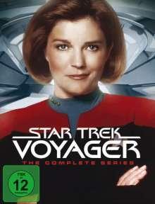 Star Trek Voyager (Komplette Serie), 48 DVDs