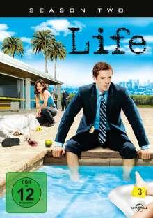 Life Season 2, 6 DVDs