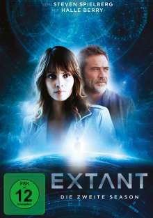 Extant Season 2 (finale Staffel), 3 DVDs