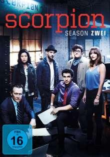 Scorpion Staffel 2, 6 DVDs