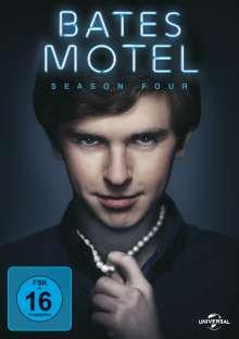Bates Motel Season 4, 3 DVDs
