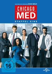 Chicago Med Season 1, DVD