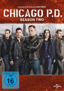 Chicago P. D. Season 2, 6 DVDs