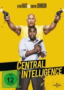 Central Intelligence, DVD