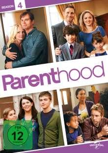 Parenthood Season 4, 4 DVDs
