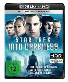 Star Trek - Into Darkness (Ultra HD Blu-ray & Blu-ray), Ultra HD Blu-ray