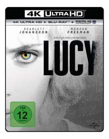 Lucy (Ultra HD Blu-ray & Blu-ray), Ultra HD Blu-ray