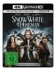 Snow White And The Huntsman (Ultra HD Blu-ray & Blu-ray), Ultra HD Blu-ray