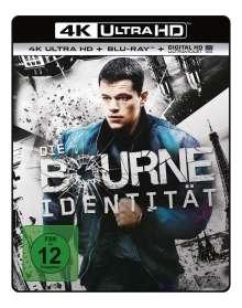 Die Bourne Identität (Ultra HD Blu-ray & Blu-ray), 1 Ultra HD Blu-ray und 1 Blu-ray Disc