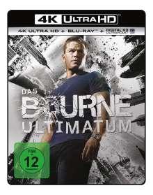 Das Bourne Ultimatum (Ultra HD Blu-ray & Blu-ray), 1 Ultra HD Blu-ray und 1 Blu-ray Disc