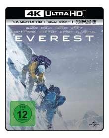 Everest (Ultra HD Blu-ray & Blu-ray), 2 Ultra HD Blu-rays