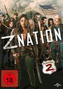 Z Nation Season 2, 4 DVDs