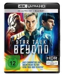 Star Trek Beyond (Ultra HD Blu-ray & Blu-ray), 2 Ultra HD Blu-rays