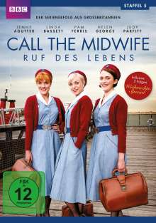 Call The Midwife Season 5, 3 DVDs