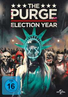 The Purge: Election Year, DVD