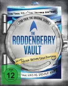 Star Trek - The Original Series: The Roddenberry Vault (Blu-ray), 3 Blu-ray Discs