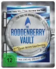 Star Trek - The Original Series: The Roddenberry Vault (Blu-ray im Steelbook), 3 Blu-ray Discs