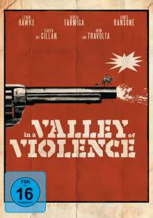 In a Valley of Violence, DVD