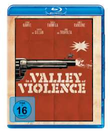 In a Valley of Violence (Blu-ray), Blu-ray Disc