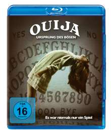 Ouija 2 - Ursprung des Bösen (Blu-ray), Blu-ray Disc
