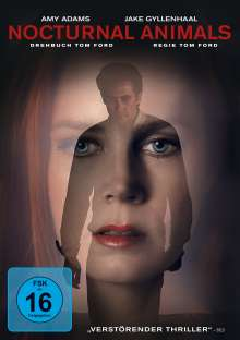Nocturnal Animals, DVD