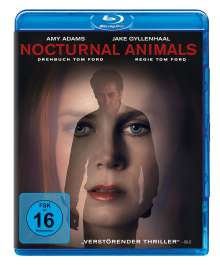 Nocturnal Animals (Blu-ray), Blu-ray Disc