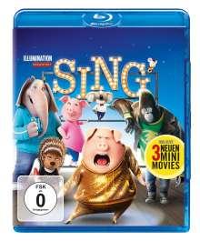 Sing (Blu-ray), Blu-ray Disc